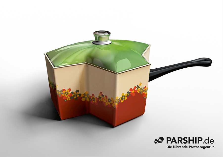 Parship | Topf & Deckel