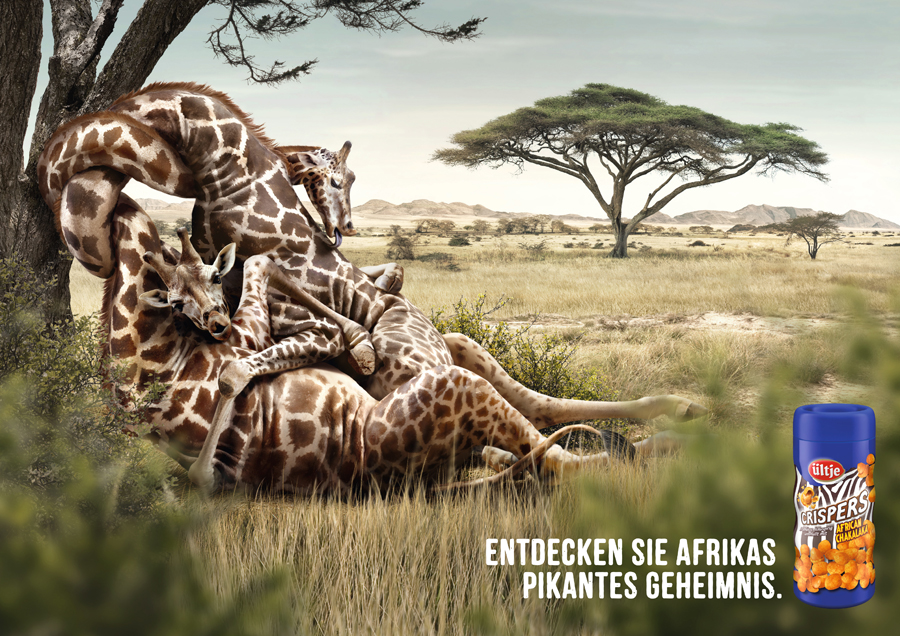ültje   Afrikas pikantes Geheimnis