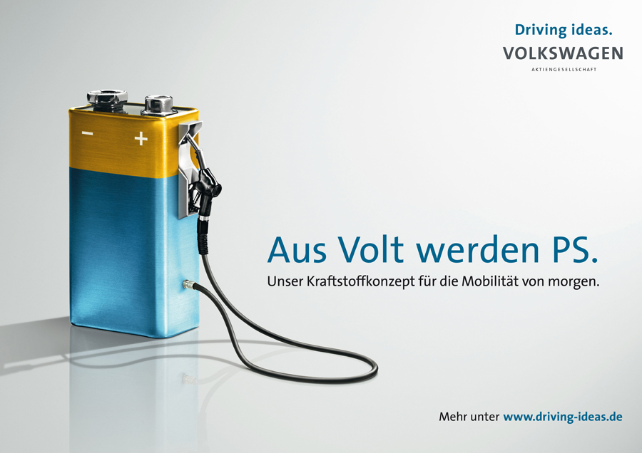 Volkswagen AG | Driving Ideas