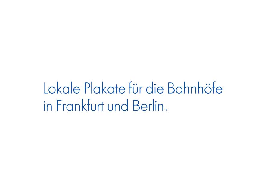 Ritter Sport | Bahnhofsplakate 2013/14